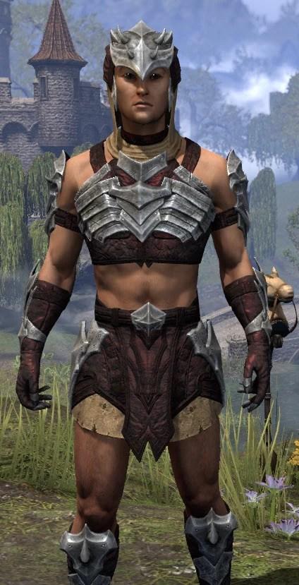 Waking Flame Ancestor Silk - Male Shirt Close Front
