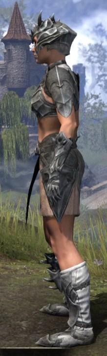Waking Flame Iron - Female Side