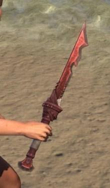 Crimson Oath Dagger 2