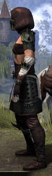 Crimson Oath Medium - Female Side