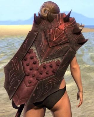 Crimson Oath Shield 1