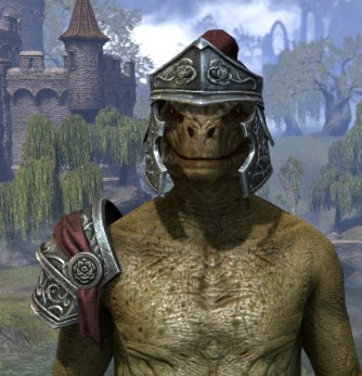 Prior Thierric - Argonian Male Front