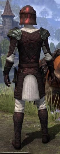 Silver Rose Medium - Male Rear