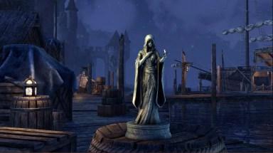 Statuette: Kynareth, Air Goddess