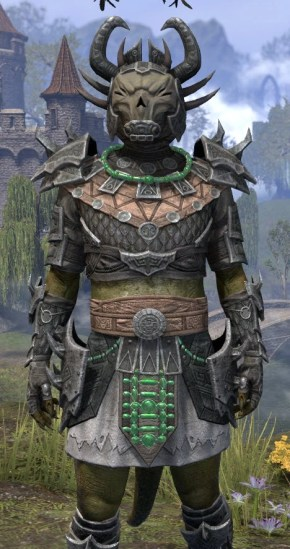 Sul Xan Iron - Argonian Male Close Front