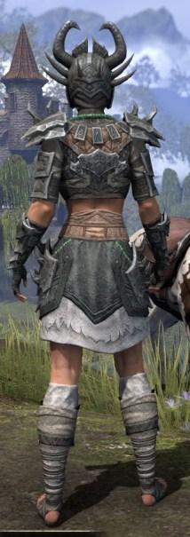 Sul Xan Iron - Female Rear
