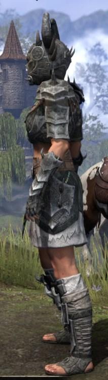 Sul Xan Iron - Female Side