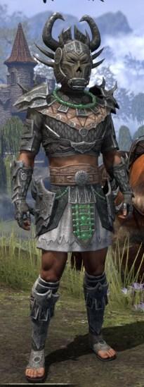 Sul Xan Iron - Male Front
