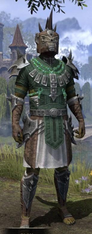 Sul-Xan Rawhide - Argonian Male Front