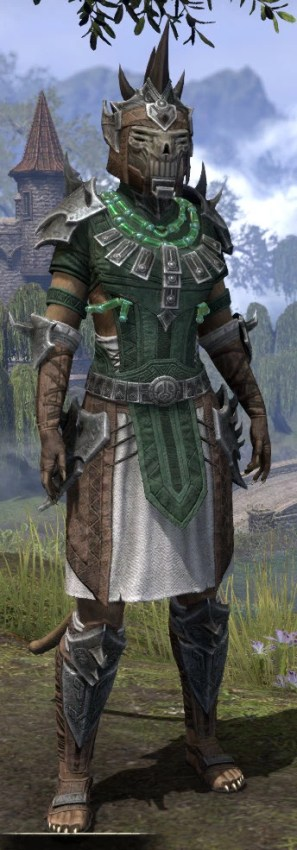 Sul-Xan Rawhide - Khajiit Female Front