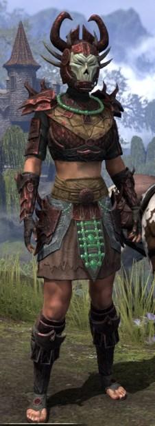 Sul-Xan Rubedite - Female Front