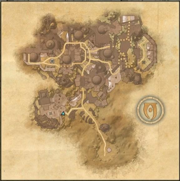 Ossa Accentium Map 2