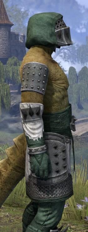 Crimson Oath Rawhide - Argonian Male Close Side