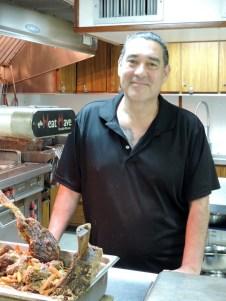 Elias Trevino - Montco - Chef