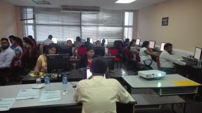Excel Training National Savings Bank- Batch 3