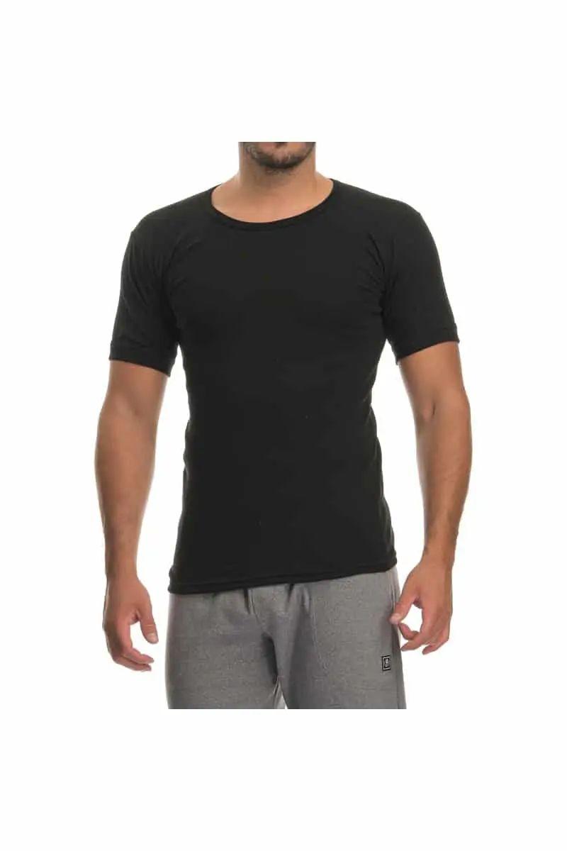 Ισοθερμικό T-shirt με Κοντό Μανίκι - esorama.gr