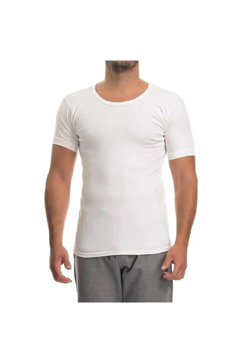Isothermal T-shirt with Short Sleeve - esorama.gr