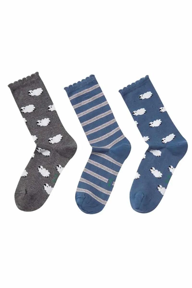 Γυναικείες Κάλτσες Βαμβακερές Sheeps - esorama.gr