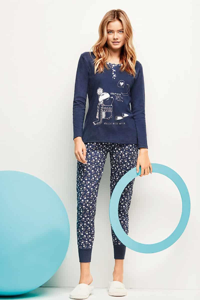 Women's Cotton Pajamas - esorama.gr