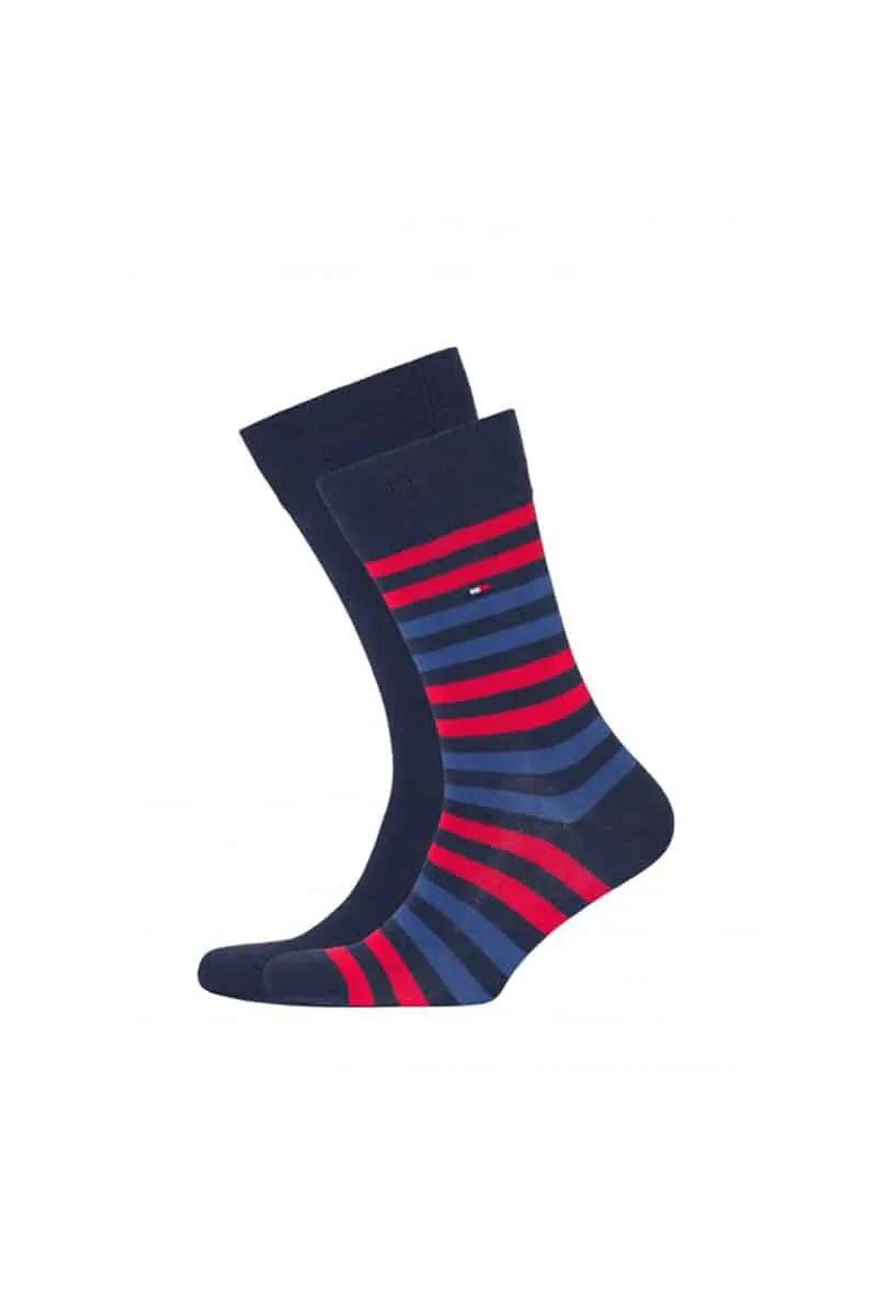 Ανδρικές Κάλτσες Tommy Hilfiger 2 Pack - esorama.gr