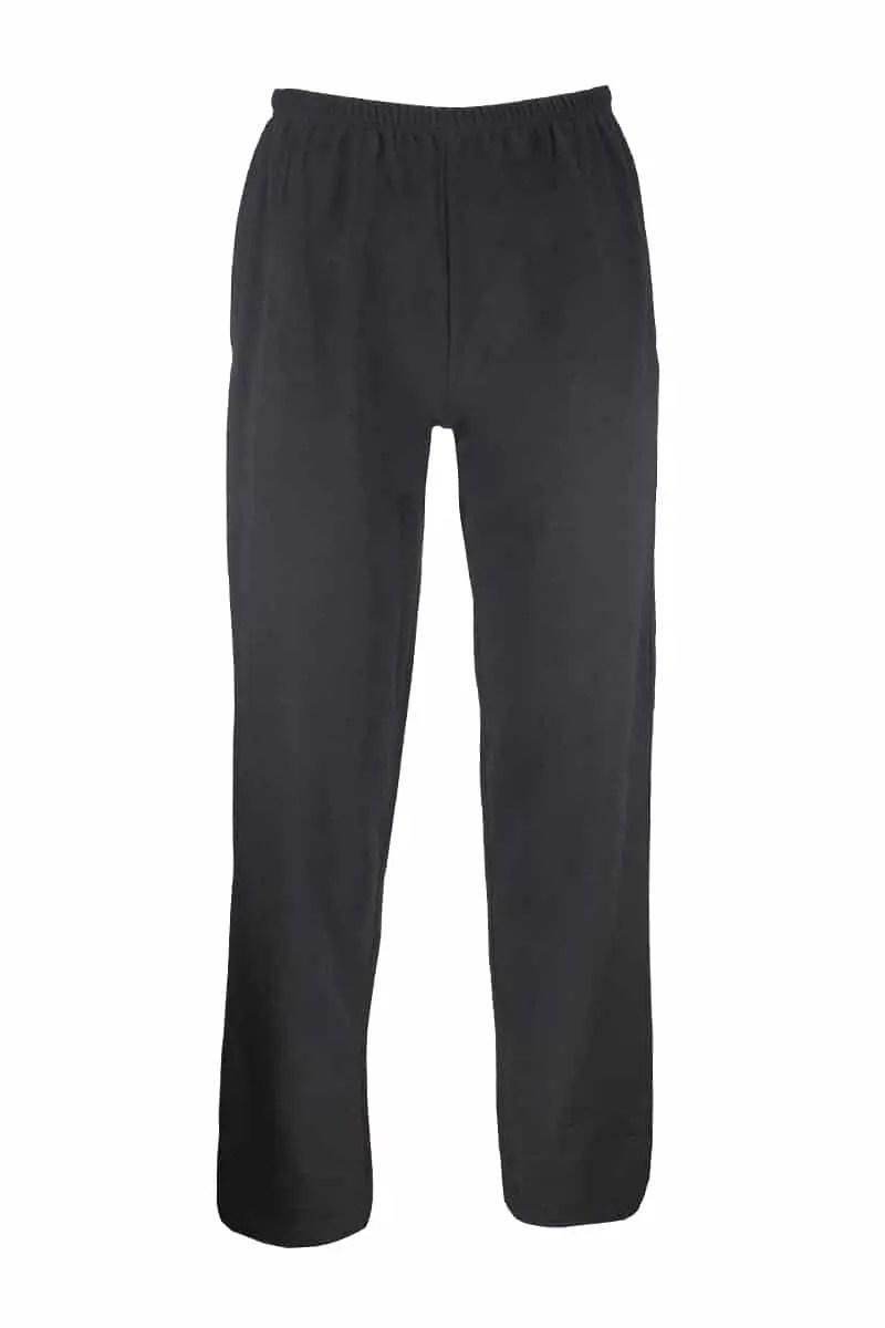 Men's Pajamas With Fleece And Print -