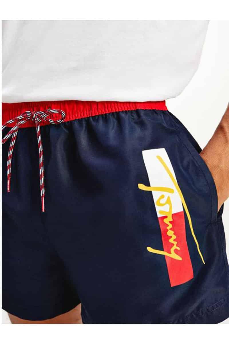 Men's Swimwear Tommy Hilfiger Um0um02086-Dw5 -