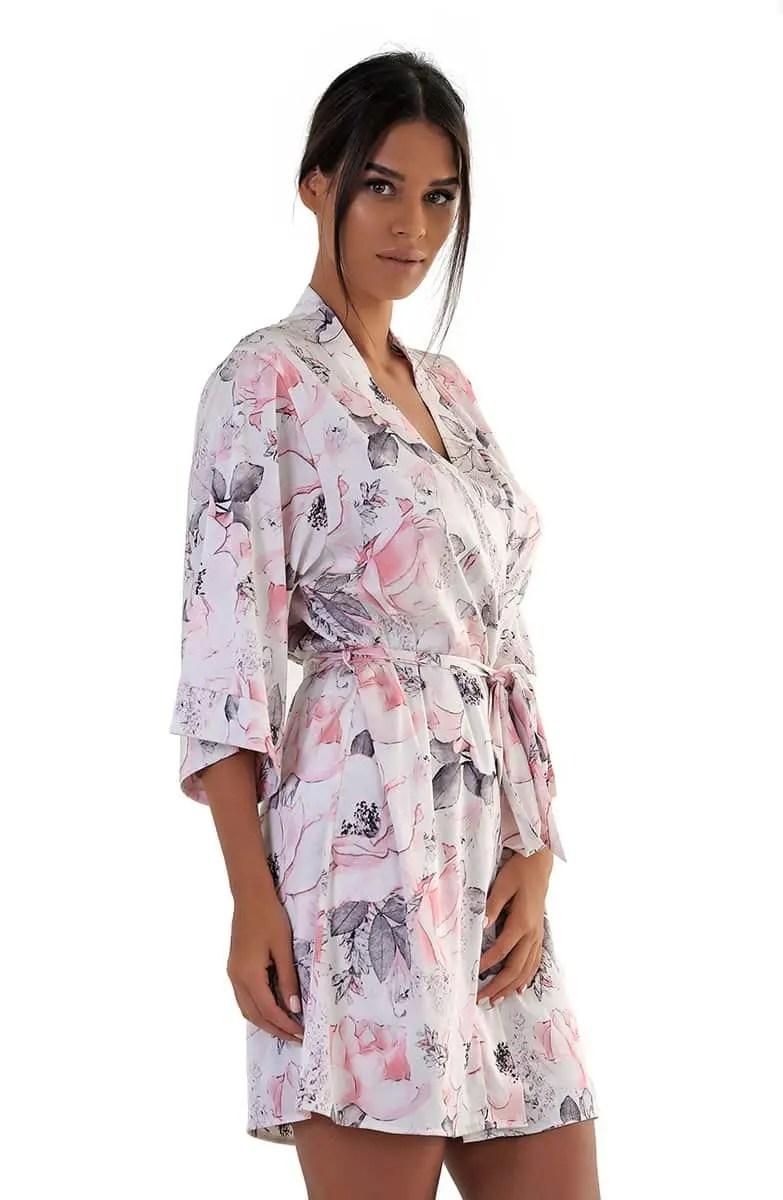 Sorella Women's Satin Robe -