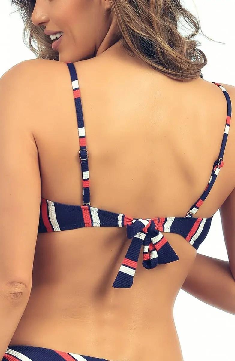Women's Swimwear Strapless 1-21 / 18 TOP -