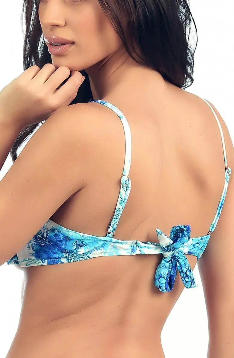 Women's Swimwear Strapless 1-21 / 41 TOP -