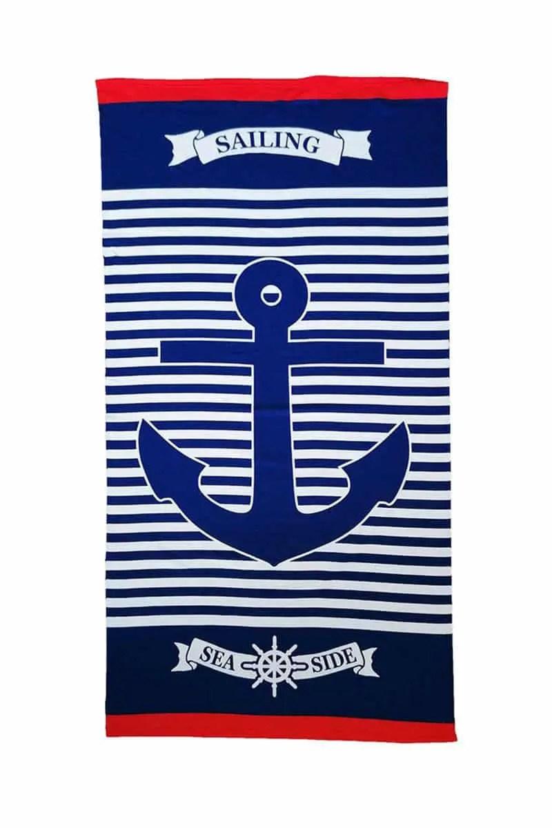 Beach Towel Vancouver 90x170cm -
