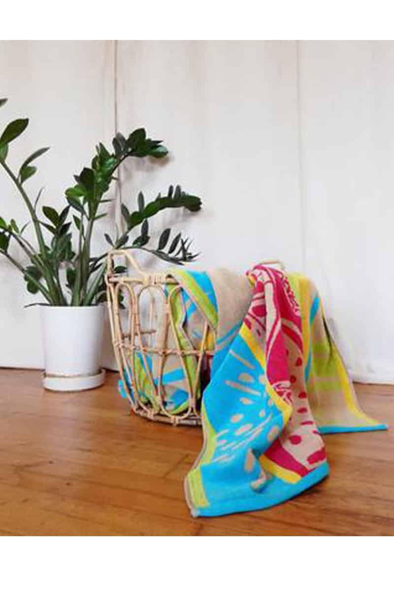 Beach Towel Perfecto 100% Cotton 90x170cm - Le Comptoir De La Plage