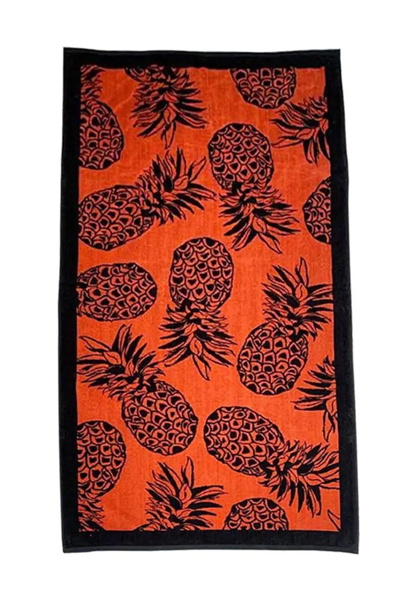 Beach Towel Vintage 100% Cotton 90x170cm -