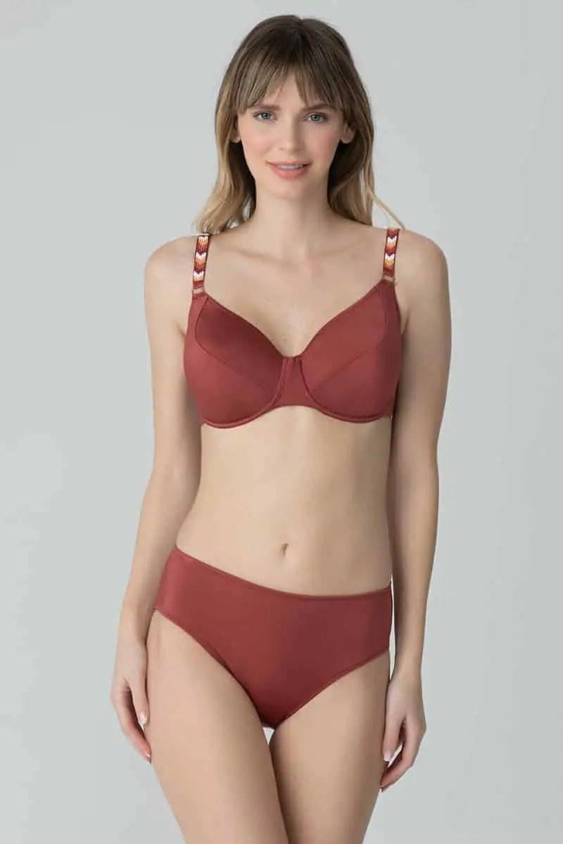 Γυναικείο Μαγιό Bikini Peti Top Cup-E - Kom