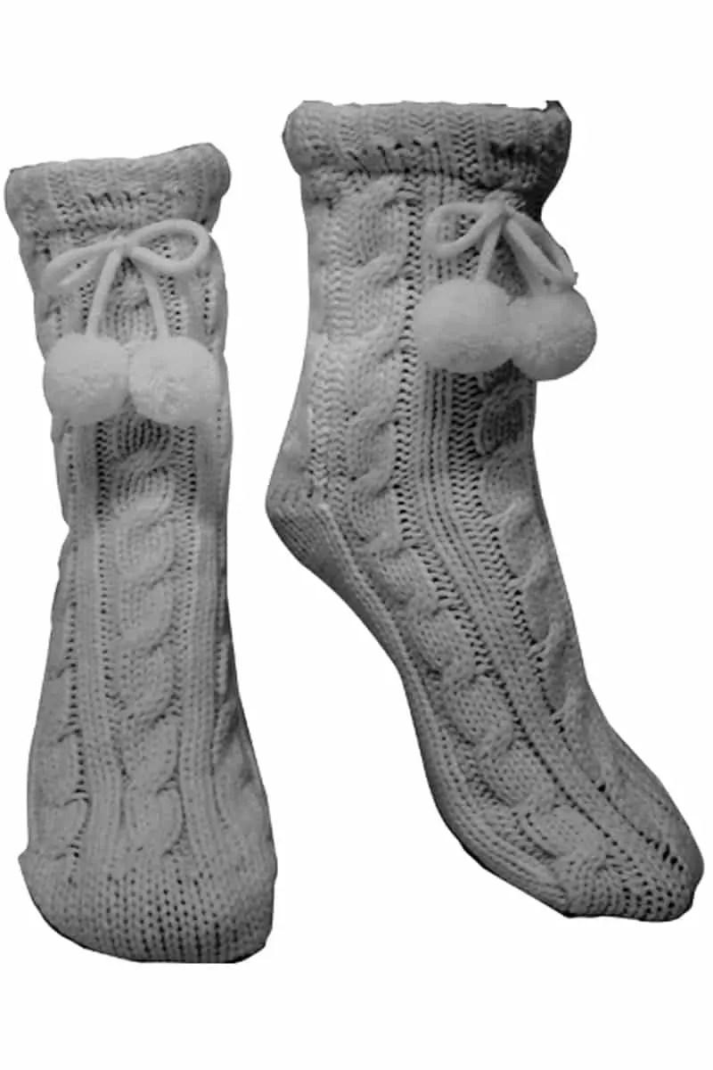 Γυναικείες Κάλτσες MODERN SJ-183 Grey - Bonatti