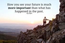 O futuro pode ser o que você sonhar