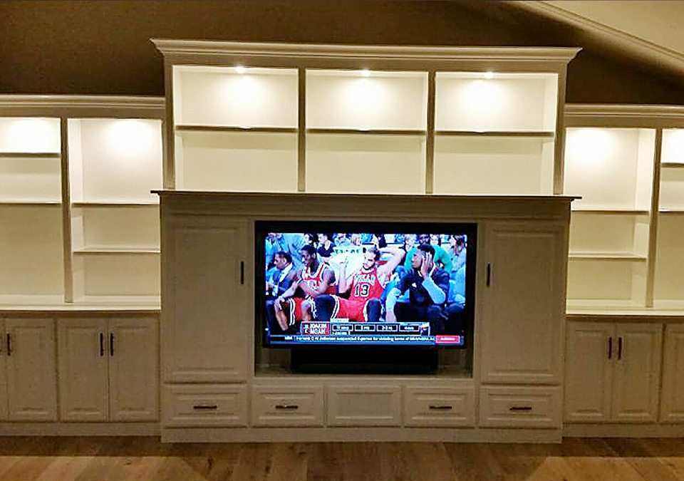 Another Wall UnitEntertainment Center In Laguna Niguel