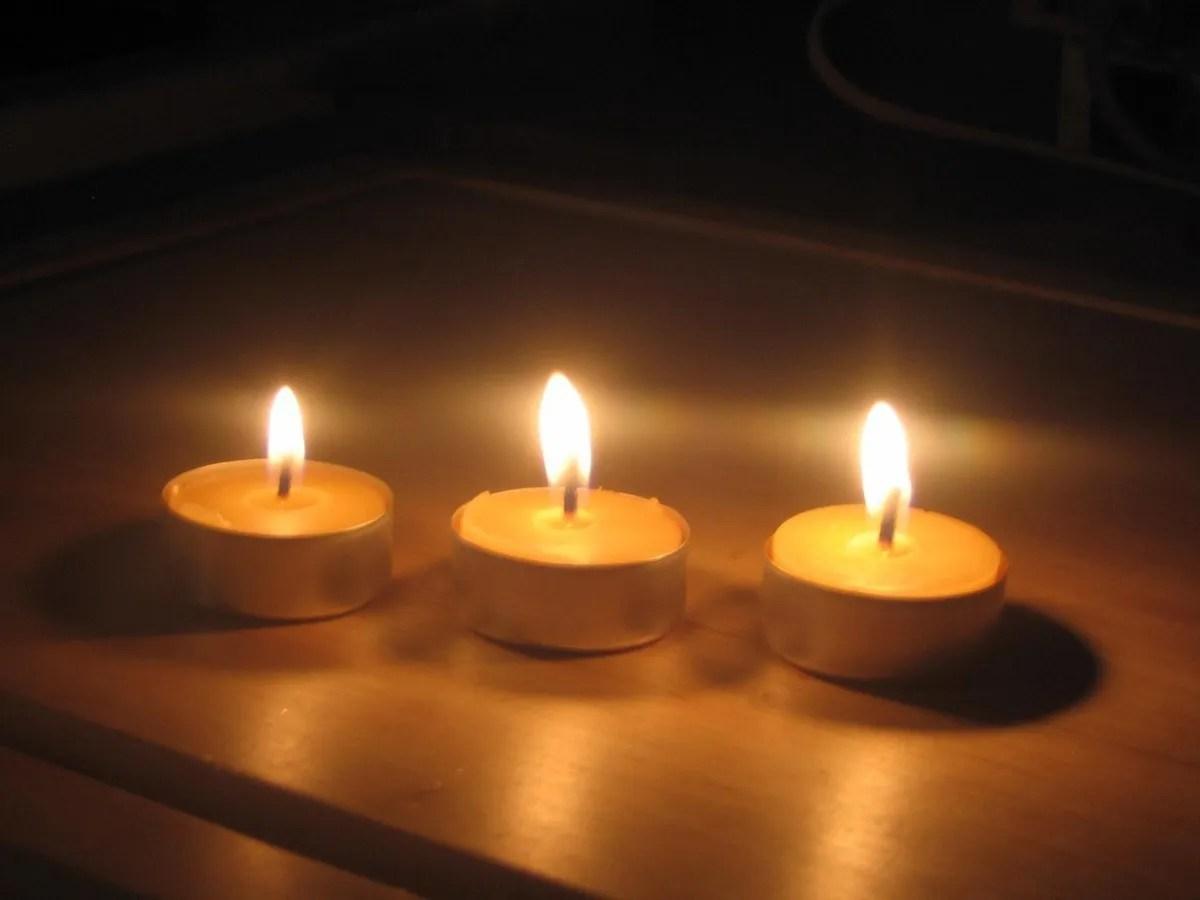 El poder de las velas  Esoterismoscom
