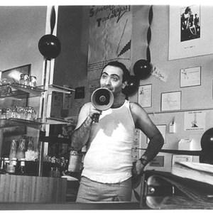 Field Marshall Shapiro in 1984 Nihilist Olympics