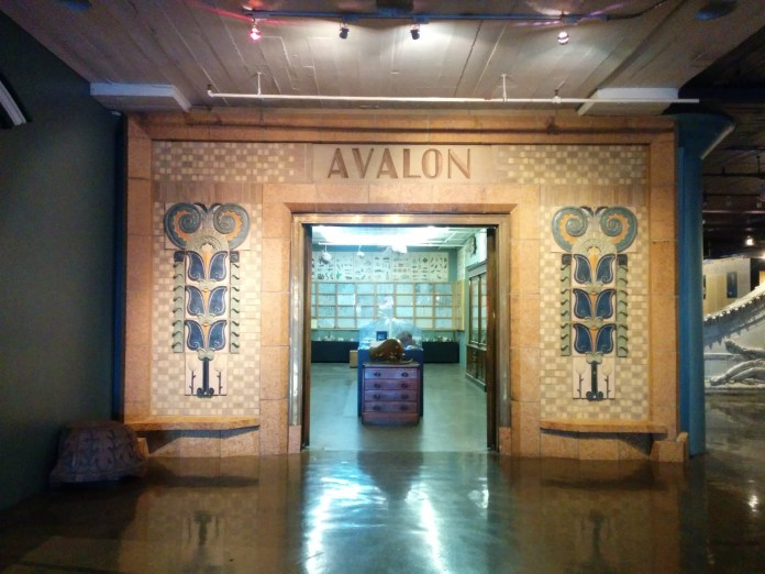 Avalon facade