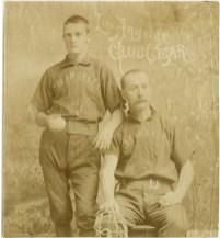 los angeles club cigar 2 players 1887