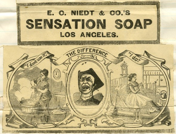 niedt and co sensation soap 1884