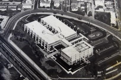 Metropolitan Water District Building William Pereira 1963
