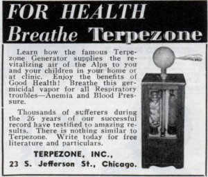 terpezone ad 1937 physical culture magazine