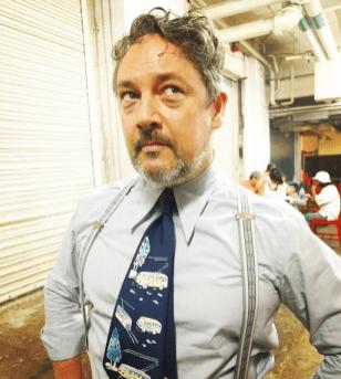 Bunker Hill historian Nathan Marsak is nattily prepared to deliver Los Angeles Subway secrets
