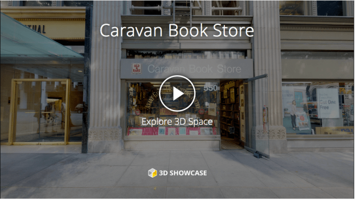 A Last and Lasting Visit To Caravan Book Store – in 3-D! | Esotouric