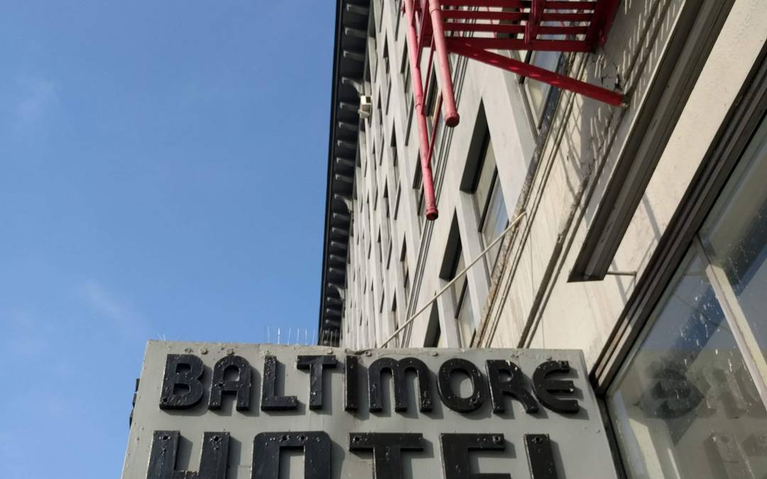 The Baltimore Hotel, Empty No More