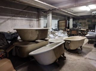 bathtub graveyard