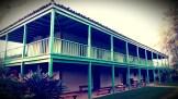 Porch Rancho Los Cerritos
