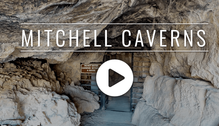 A Virtual 3-D Tour of Mitchell Caverns, Southern California's Only Show Cave