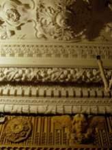 Detail, Mezzanine, Alexandria Hotel.